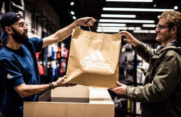 Las Bolsa Tiendas Entregarán Plástico No De Ya Adidas kiTZuOPX